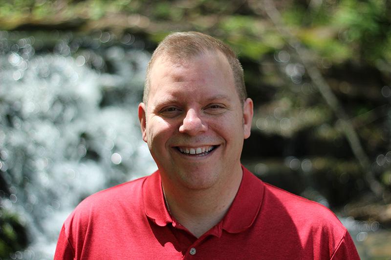 Mark Hunsaker - Pastor of Praise & Worship