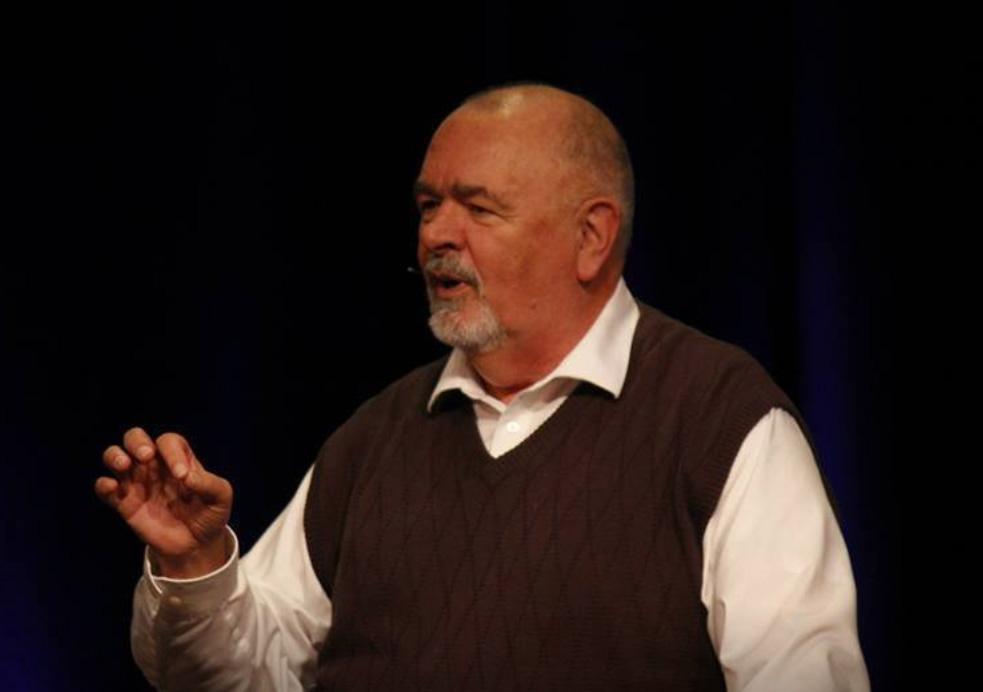 Dr. Barry Kolb - Leader at The Grind