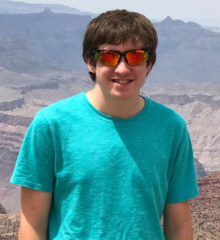 Aaron Hunsaker - Music Team: Percussionist
