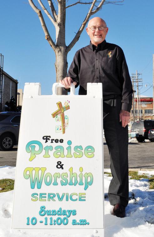 Pastor Dar in 2013!