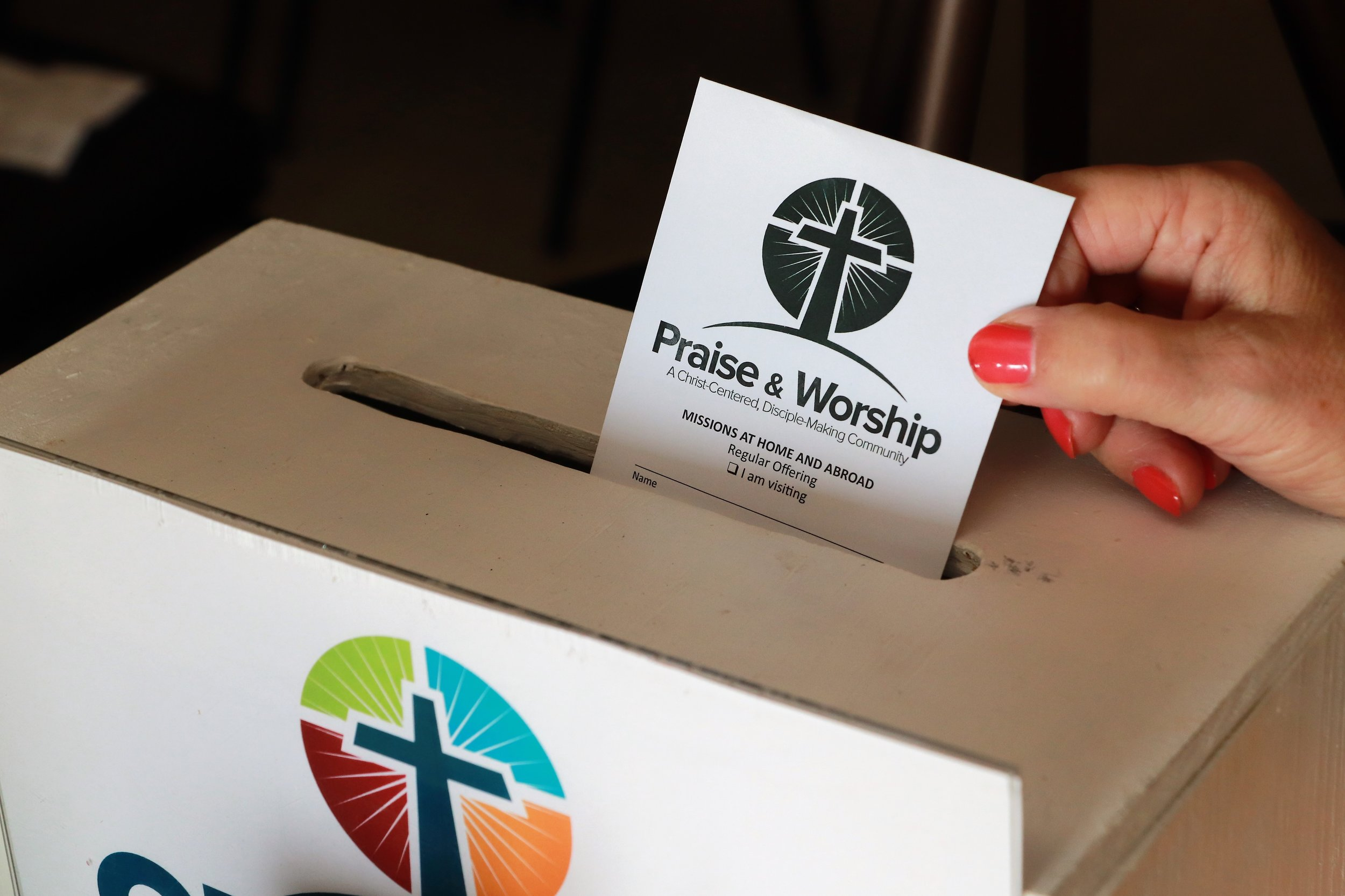 Partner With Us - Want to partner with us? Joyfully help continue the ministry of Praise & Worship!