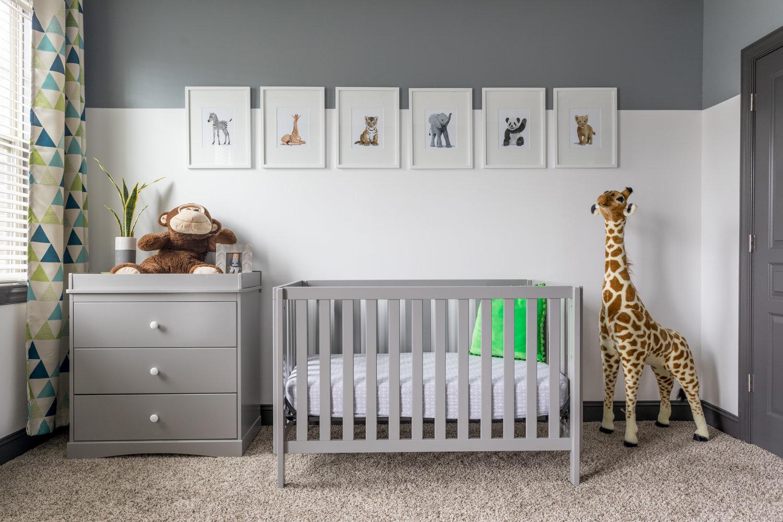 Safari Nursery Jj Interior Styling