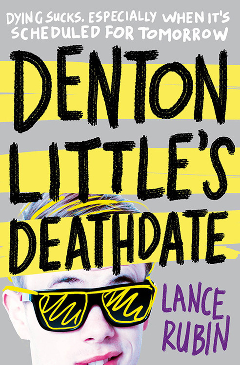 If you live in the UK, Denton comes out today from Simon & Schuster!