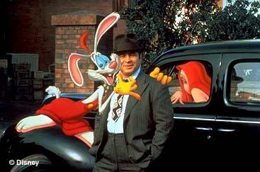 """Re-watched this gem last weekend to start off this Year of the Rabbit right, and it still shines oh-so-bright, almost 23 years (!!) after its release. After this movie blew my mind (""""Mickey Mouse and Bugs Bunny onscreen at the  same time ?!?""""), Roger Rabbit became my absolute favorite cartoon character for many years. And I was shocked when I later learned Bob Hoskins was British."""