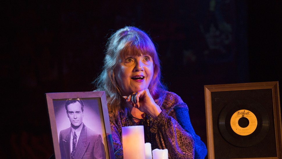 Annie Golden in the Barrington Stage production, 2016.
