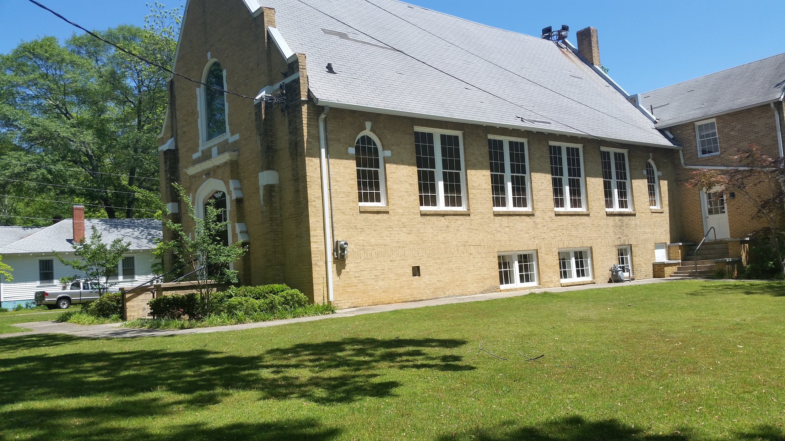 EL Nazareno Presbyterian Church