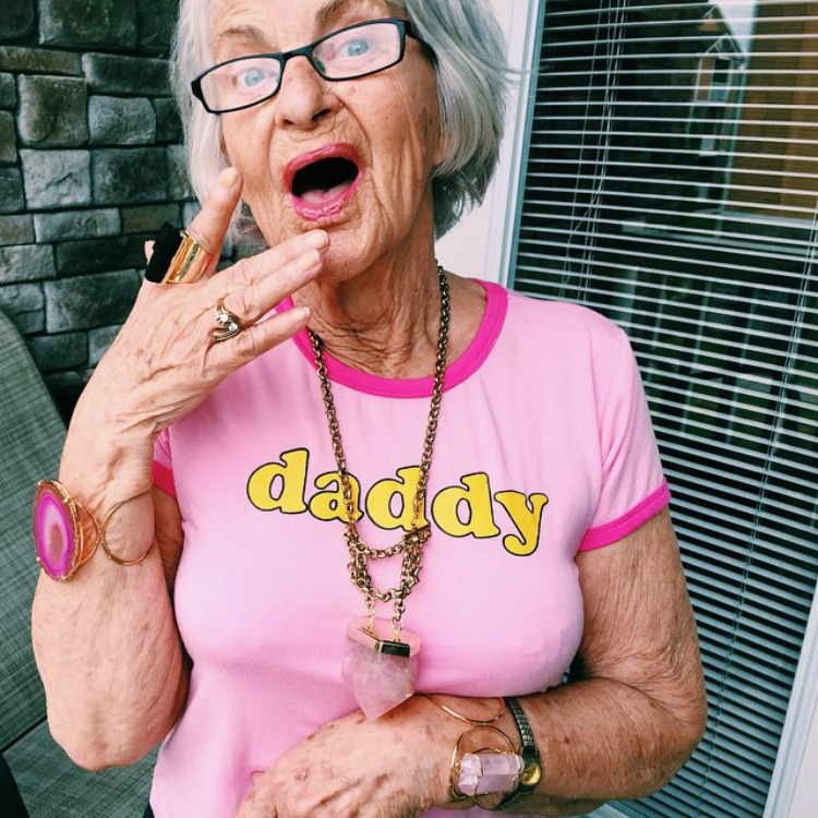 @baddiewinkle/PHOTO: Instagram.