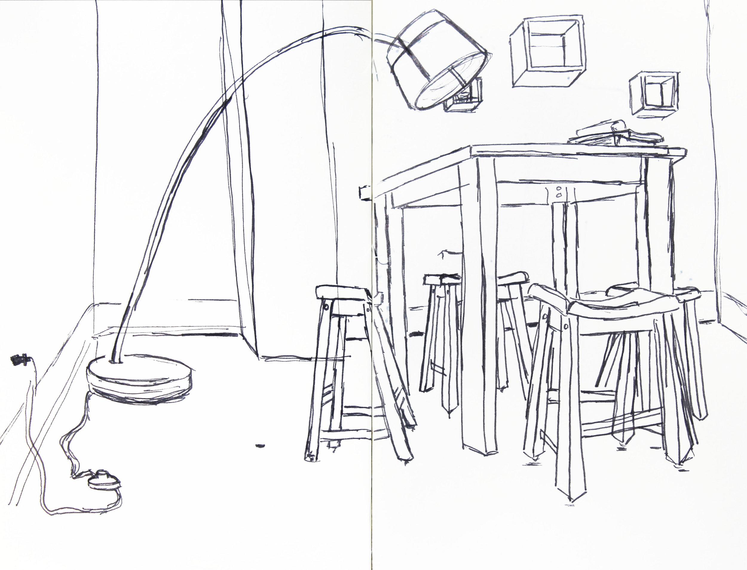 Pen / Sketchbook