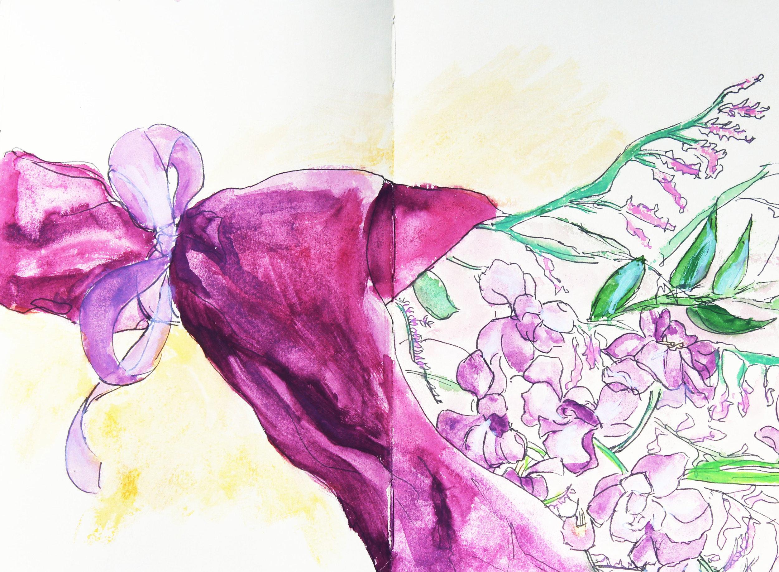 Watercolor / Sketchbook