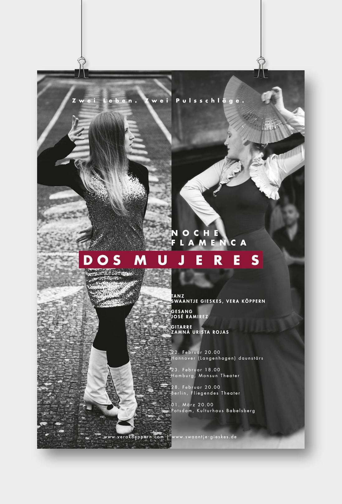 DOS MUJERES – Flamenco performance