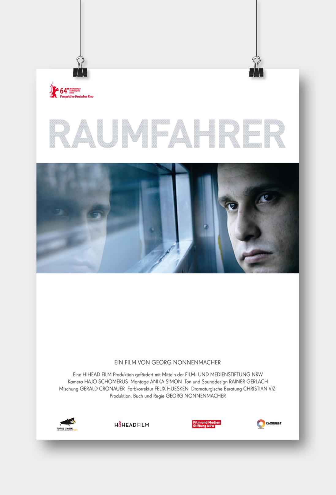 Raumfahrer – movie poster