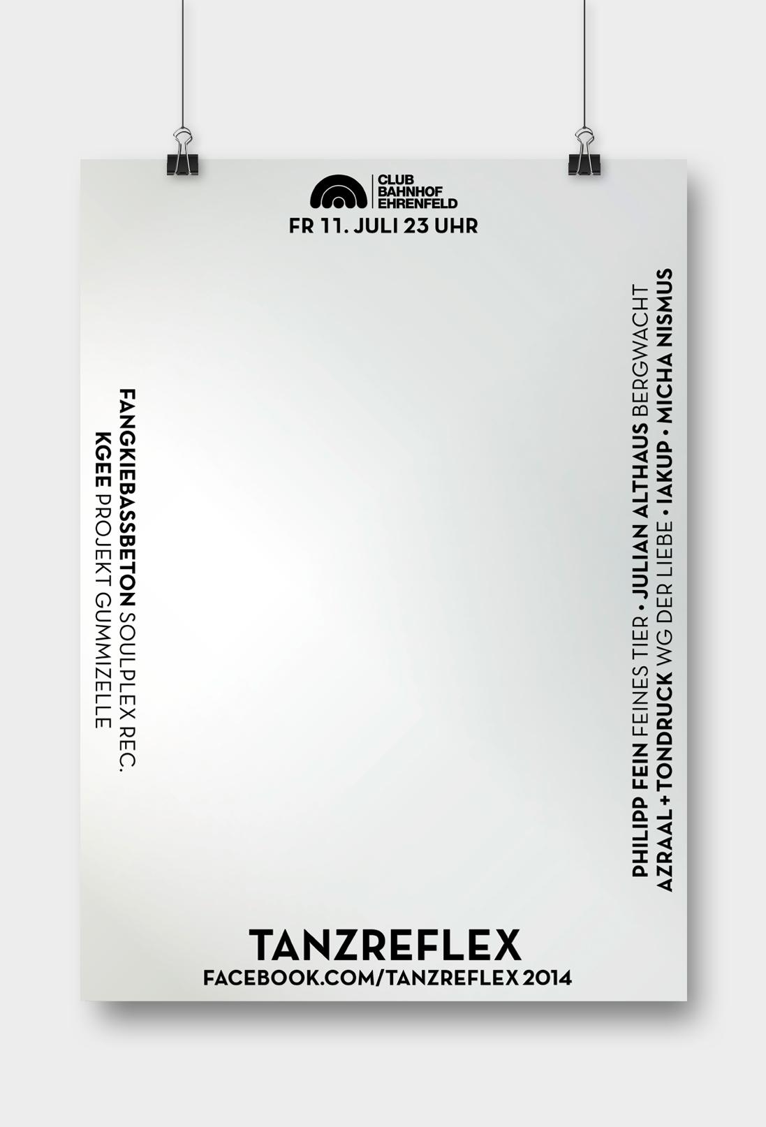 Tanzreflex Party 2014