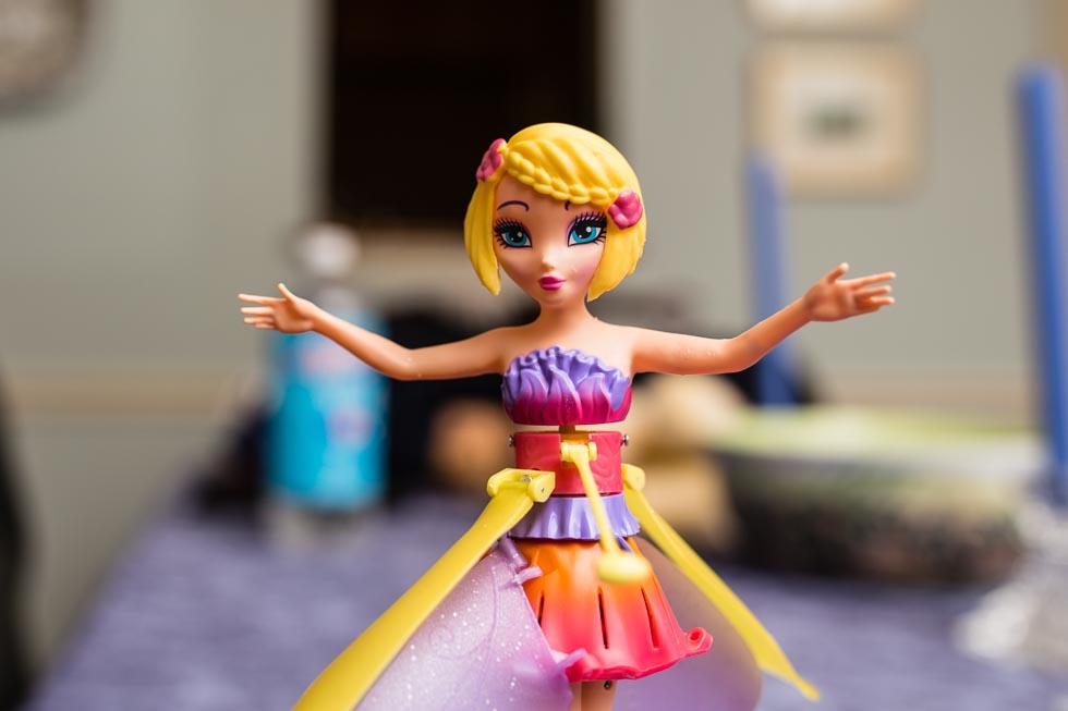 Toy fairy