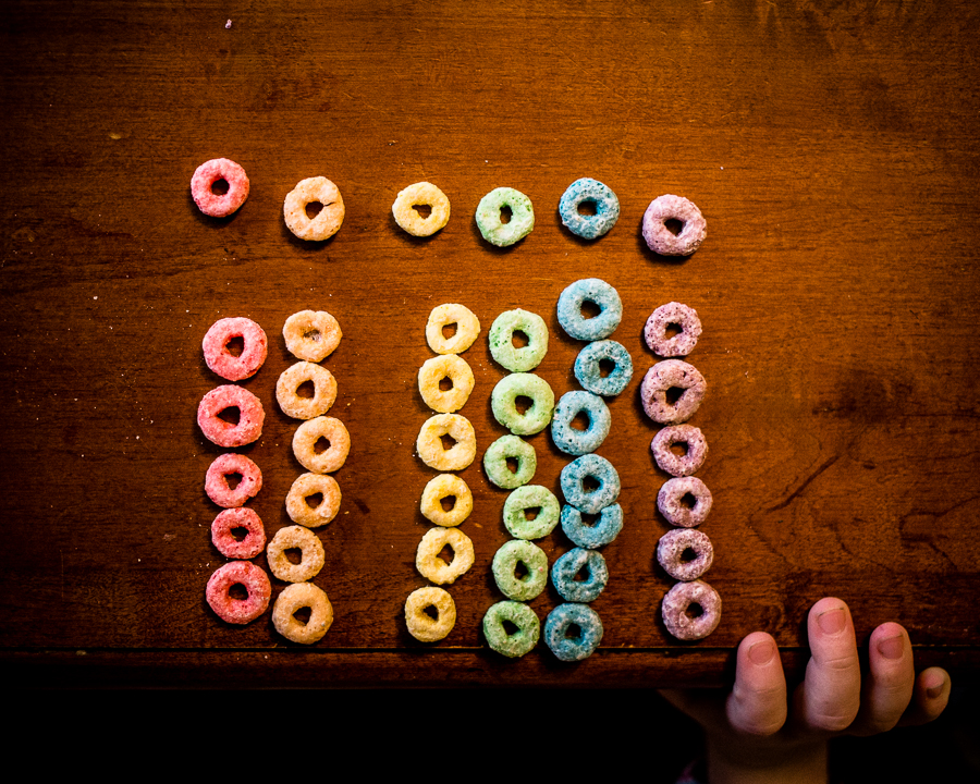 Fruit Loops by Rebecca Wyatt Photography