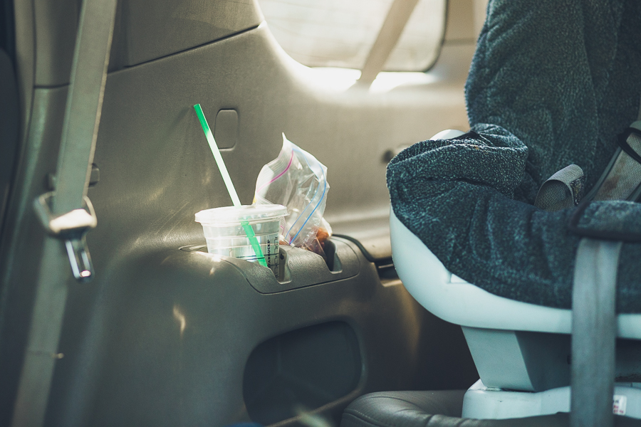 Car Seat Status by Rebecca Wyatt Photography