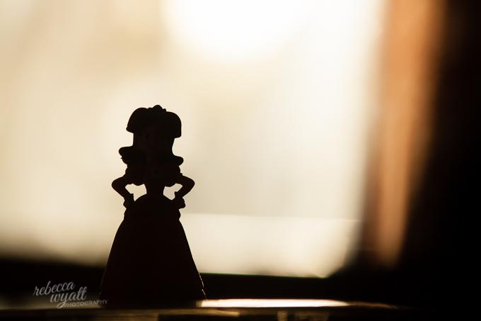 Backlit Princess