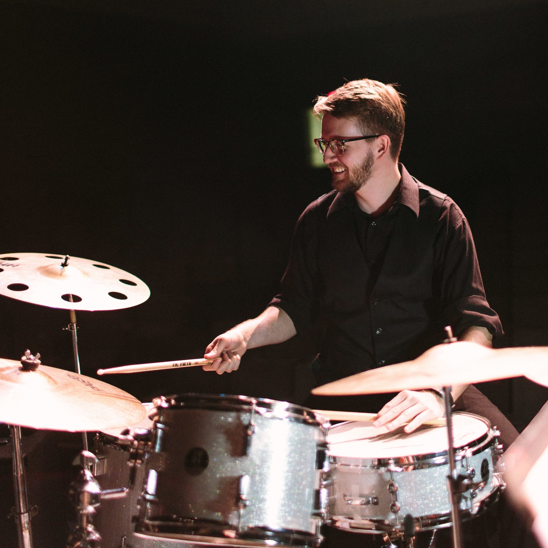 Schafer Gray, Percussion