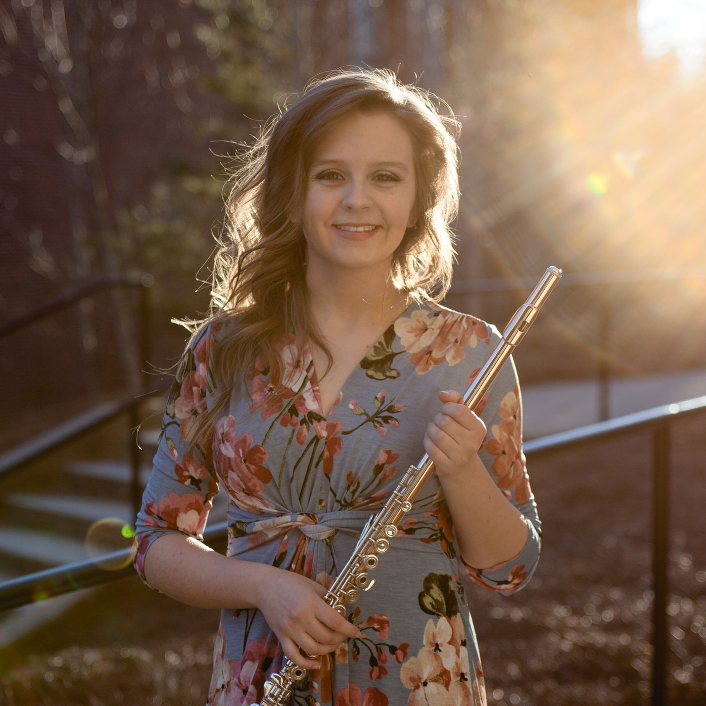 Erin Wallace, Flute