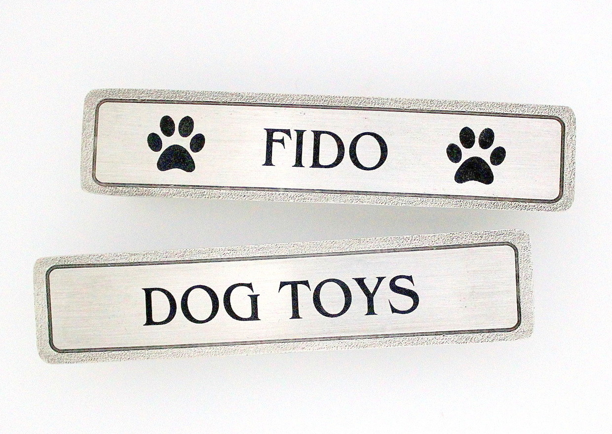 Custom engraving ideas for pets www.nottinghill-usa.com