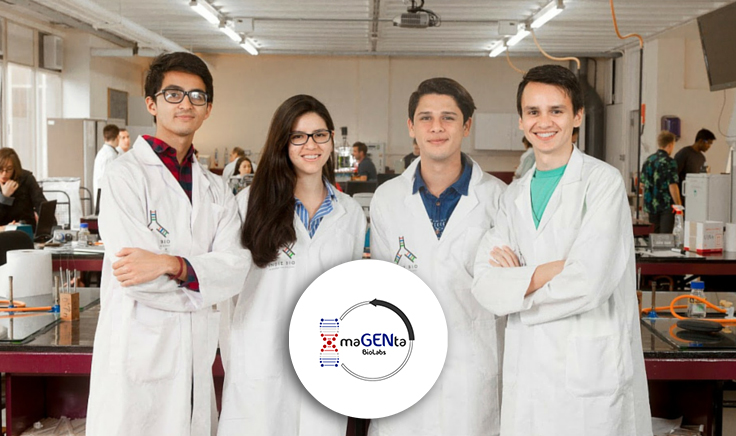 Magenta Biolabs Team