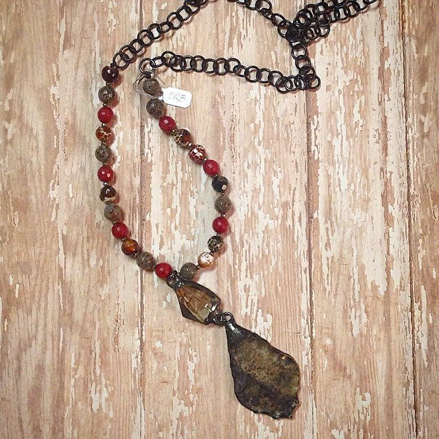 Vintage Crystal with red stones.jpg