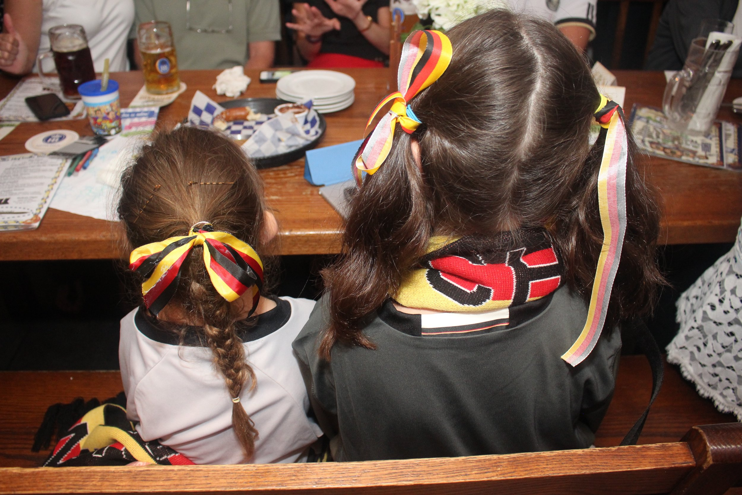 Kidtoberfest - Celebrate Oktoberfest with the whole family. Stop in for brunch on Sundays throughout Oktoberfest (9/16-10/21 from 1-3pm) and bring the little ones. Live accordion music and activities for the kids. Best of all - Children 10 & under eat FREE!