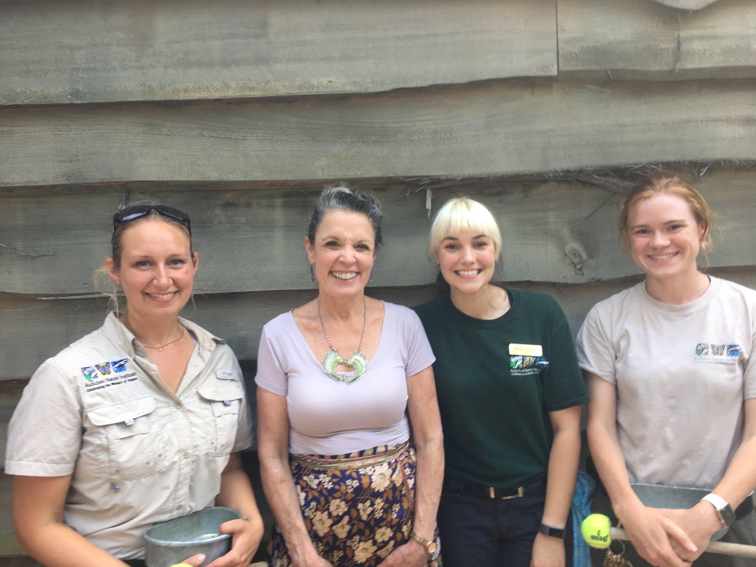 Poppy with zoo staff.jpg