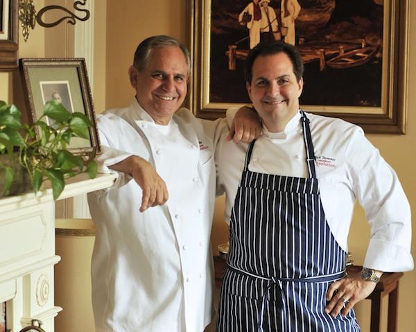 Chefs John Folse and Rick Tramanto have joined forces to open a new restaurant that reflects the complex palette of Louisiana.