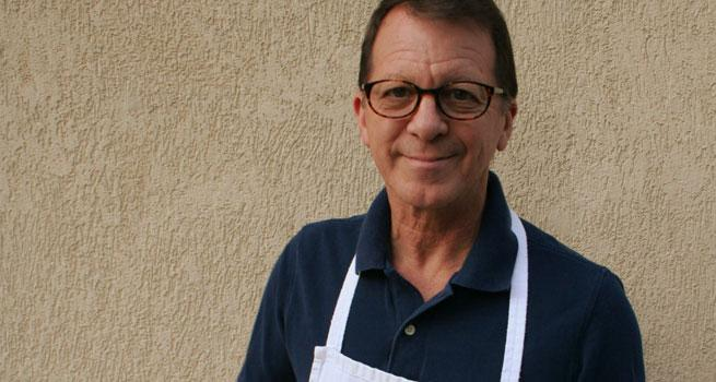 """""""Hoppin' John"""" Martin Taylor has been spreading the culinary gospel of South Carolina since 1986."""