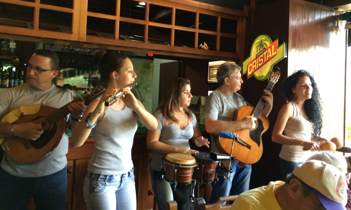 In addition to our shared passion for food, there are many musical connections between Louisiana and Havana.   CREDIT POPPY TOOKER