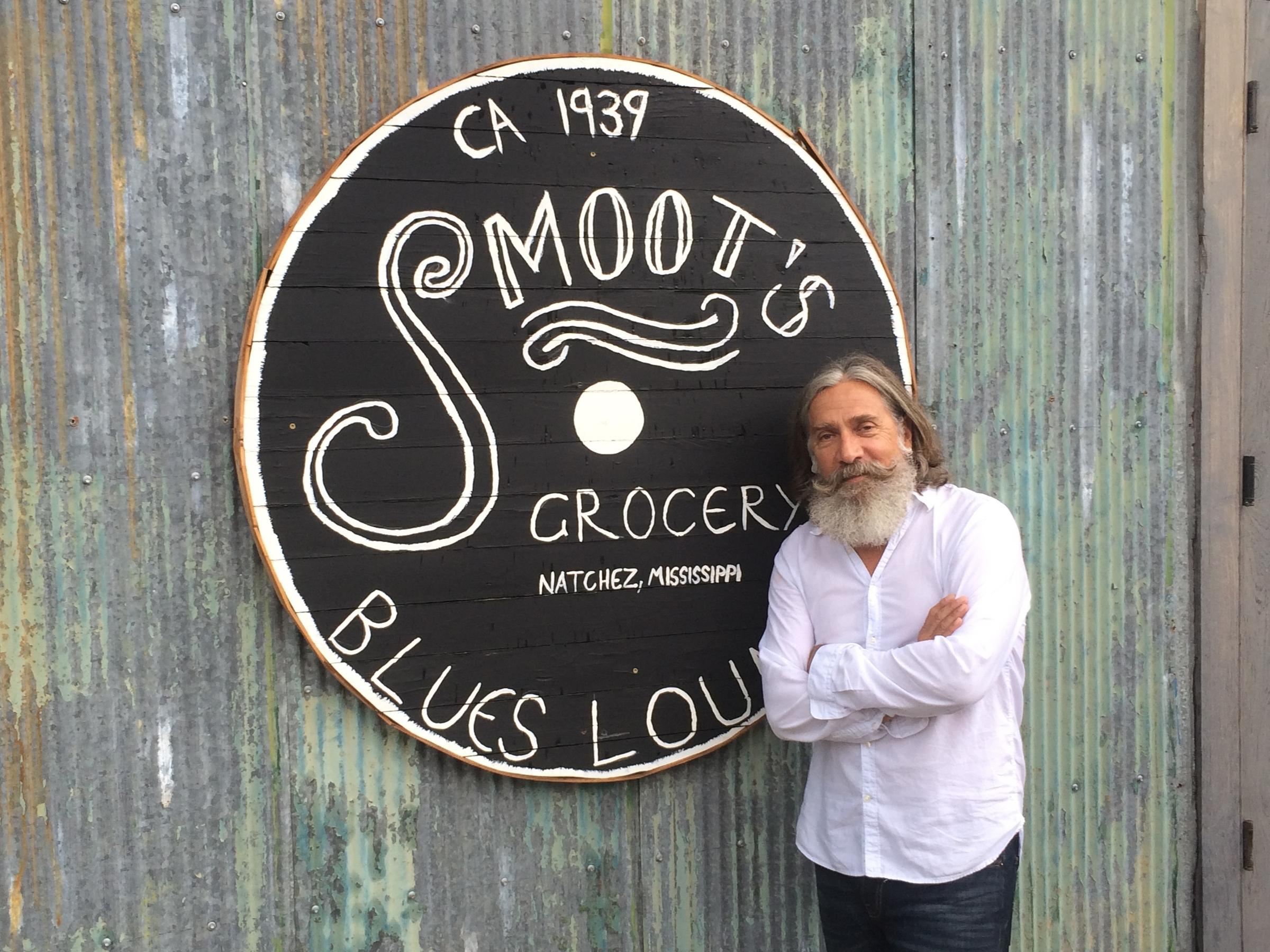 Smoot's Grocery owner Dub Rogers  POPPY TOOKER