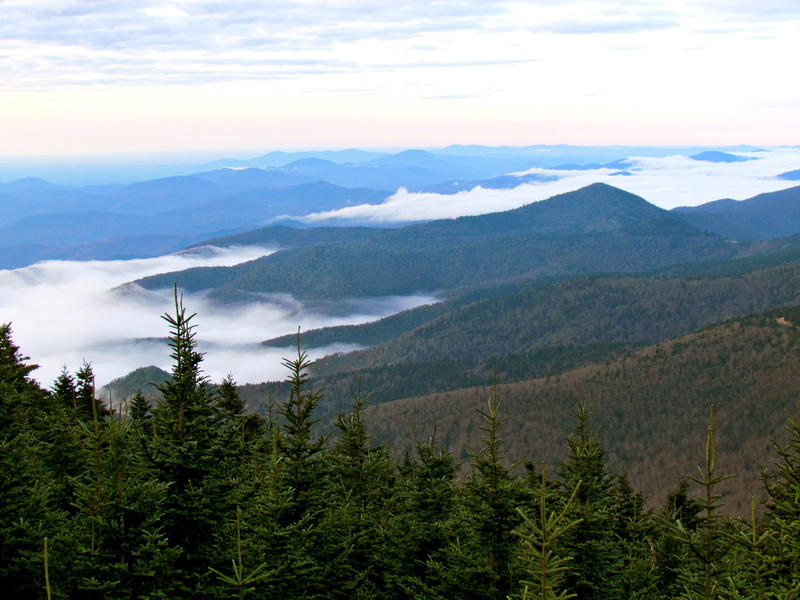 The Appalachians range from Northern Alabama to Canada, yet when we speak of the people of Appalachia and their food and culture, we're talking about the South.    JEFF GUNN/FLICKR