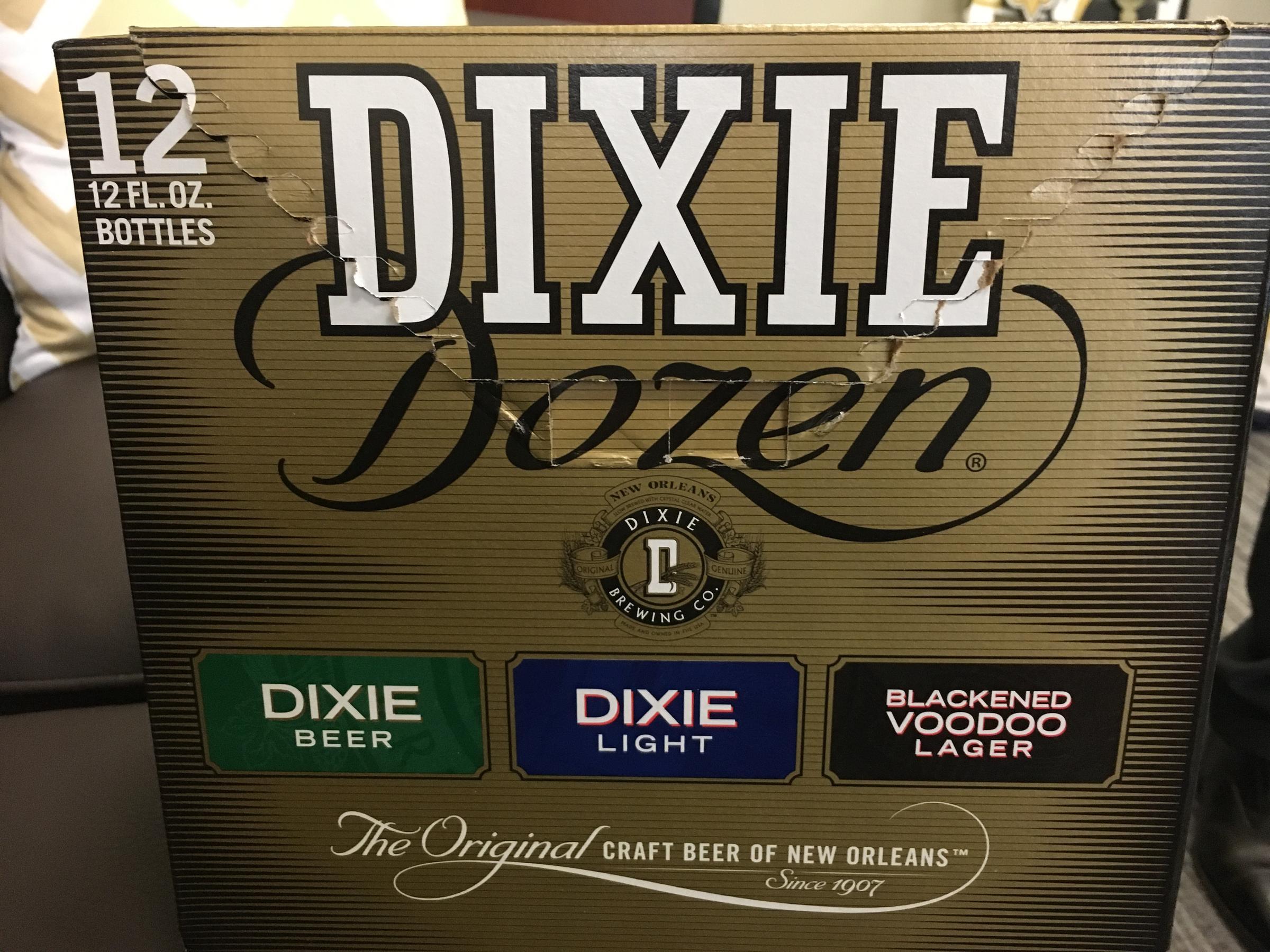 The New Dixie Beer Dozen  REGGIE MORRIS/LOUISIANA EATS!