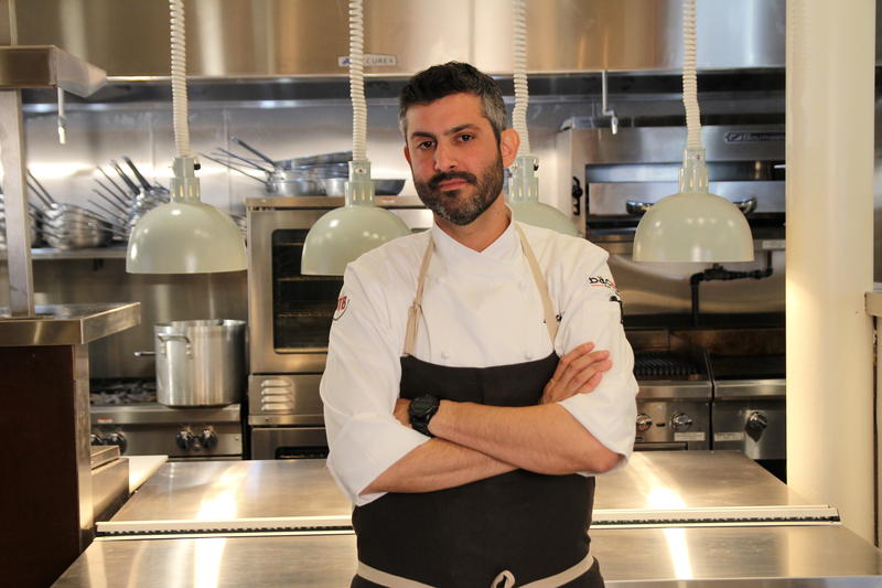 Chef and co-owner of DTB New Orleans and Bacobar in Covington, Carl Schaubhut    MAX CUSIMANO