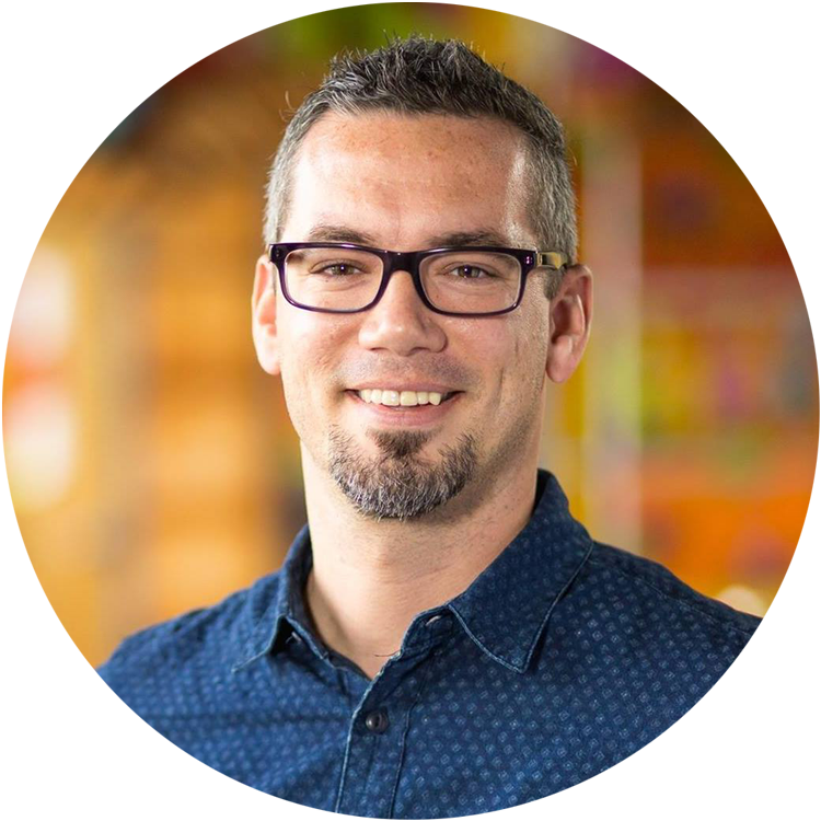 Eric Dunaway,  Communications Pastor —  Pathway Community Church, Ft Wayne, IN