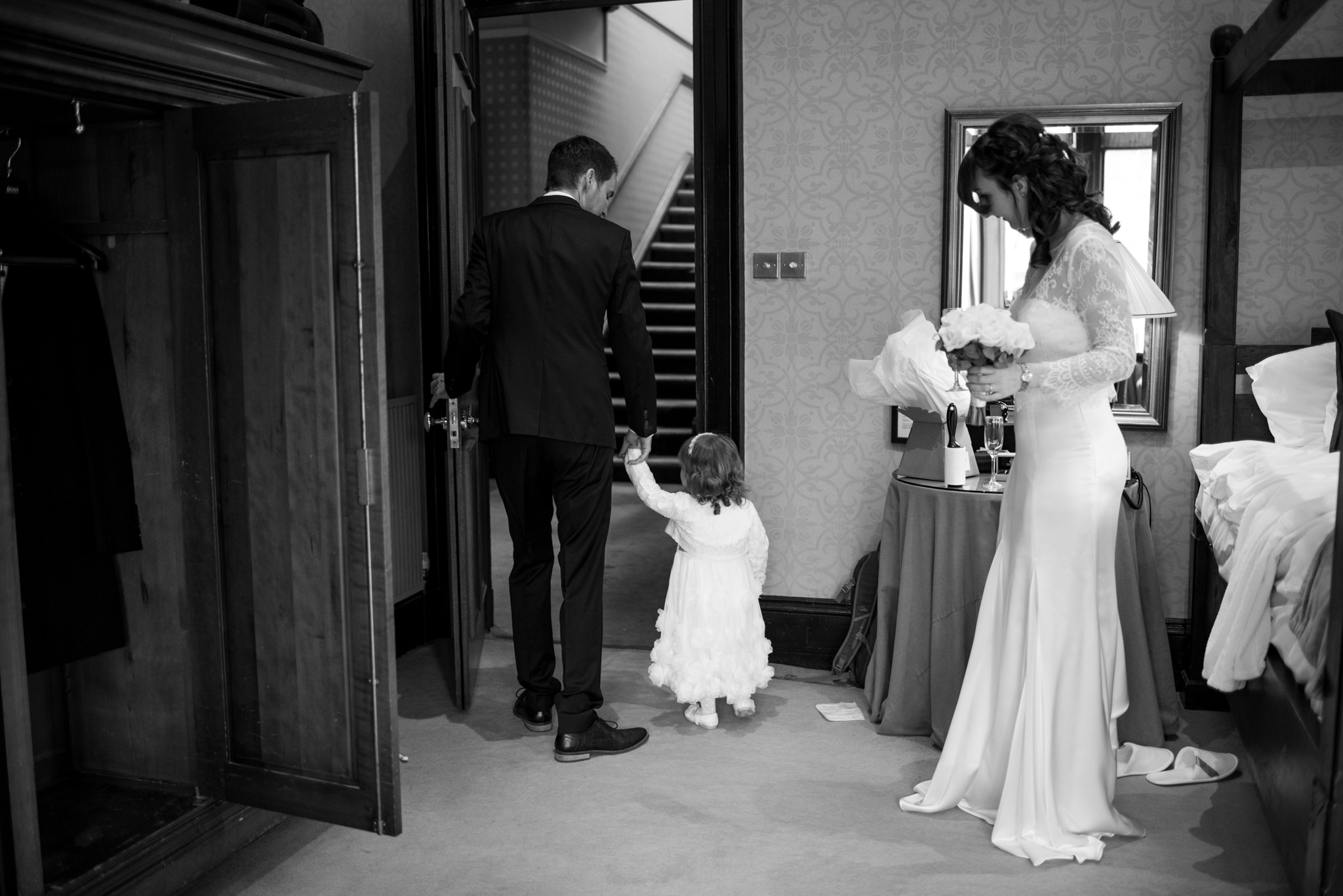 Paul and Claire's wedding at One Devonshire Gardens - © Julie Broadfoot - www.photographybyjuliebee.co.uk