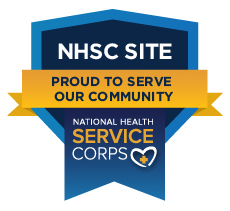 BF Family Medicine is part of the NHSC Corps - Click for more info.
