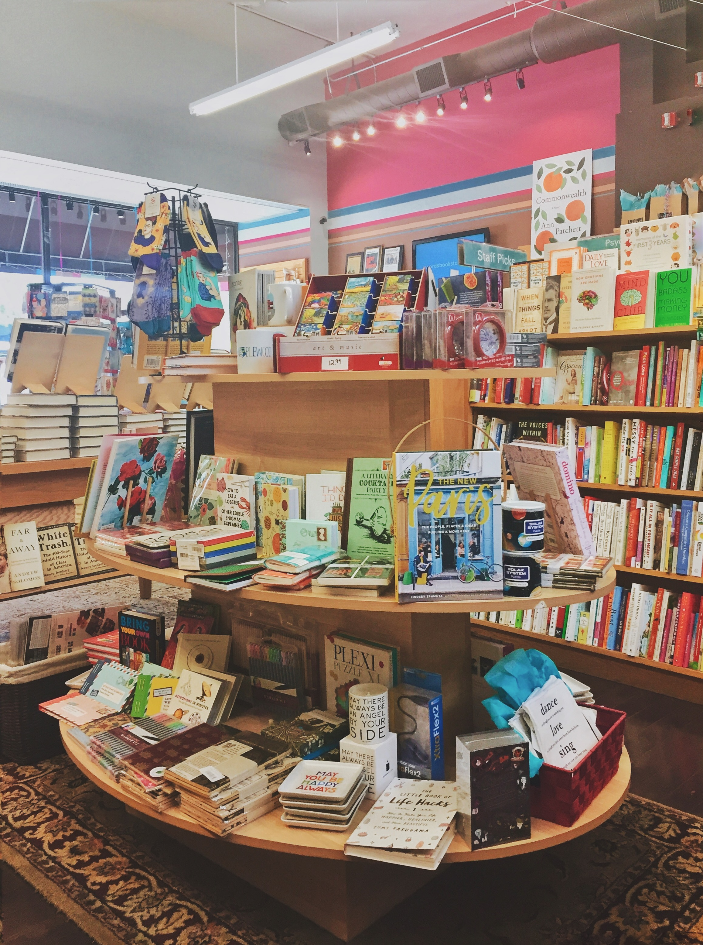 WORDS: Bookstore