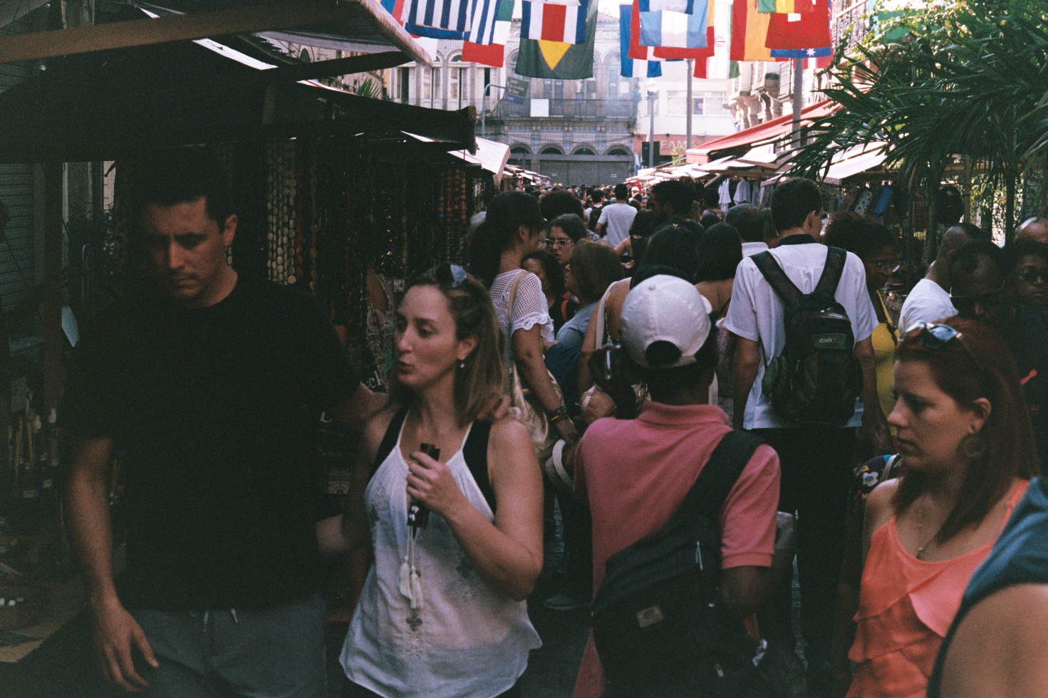 The largest market in Rio