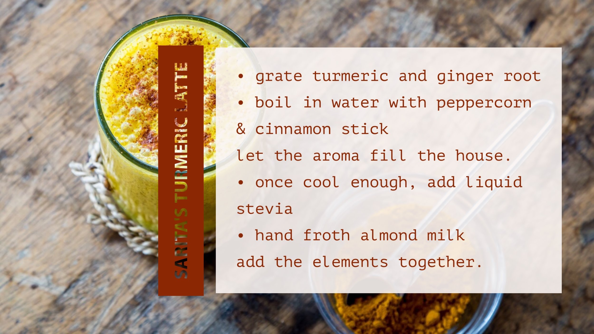 Recipe card created for St. Pete-native fermenter and owner of St. Pete Ferments Sarita Arizola.