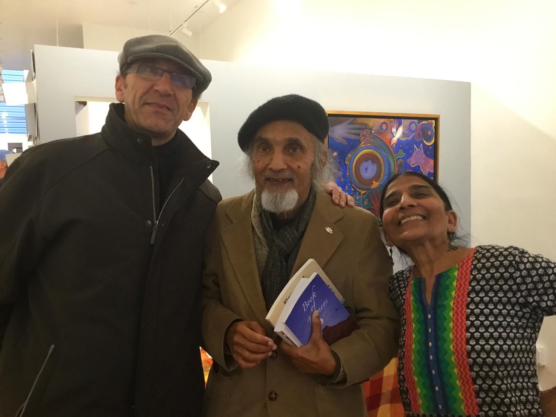 Karim, Mamade, and Shanta