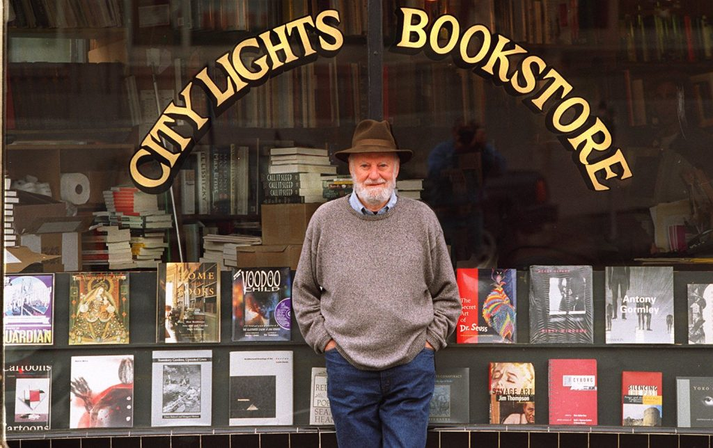 Ferlinghetti /  San Francisco Chronicle
