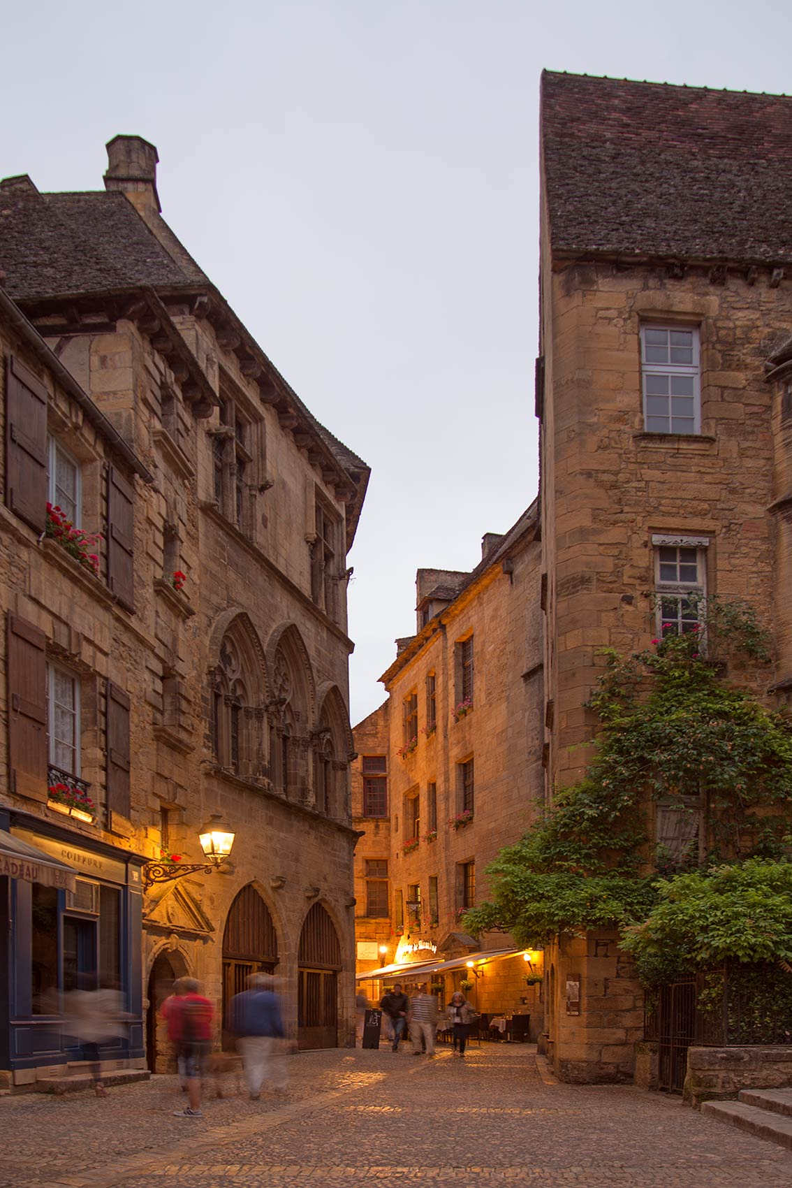 Sarlat, France Travel Photographer from Boise Idaho