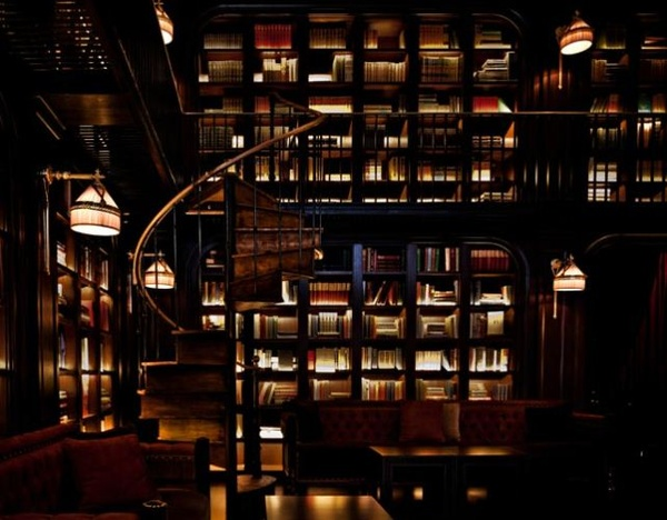 Library Bar and Lounge - NoMad NYC