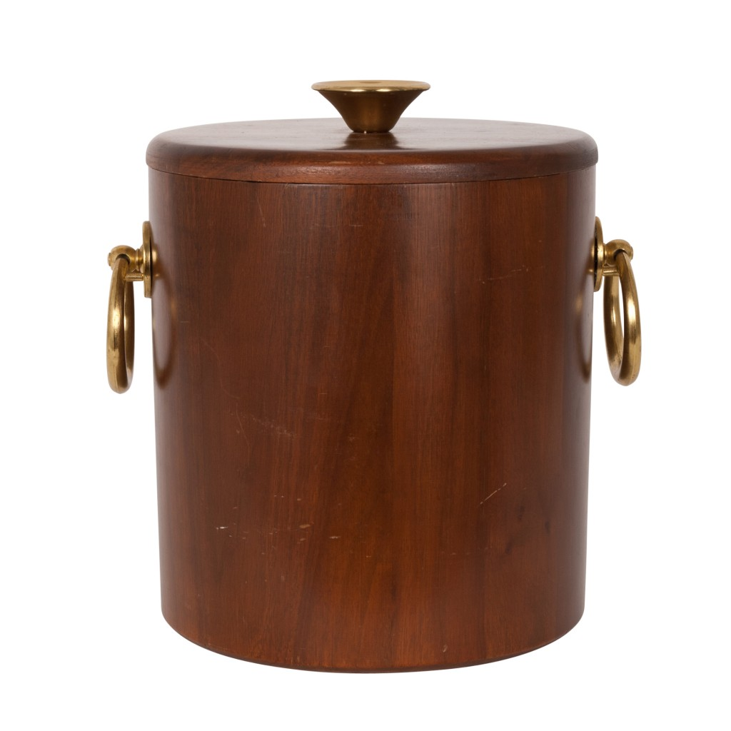 Wooden Ice Bucket, Hilary Thomas