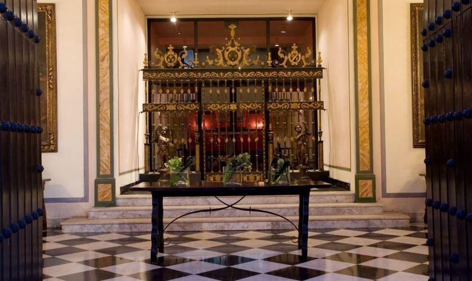 Lobby at Hotel El Convento