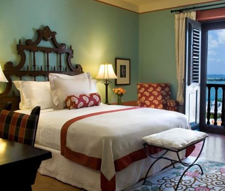 Our room - so charming!