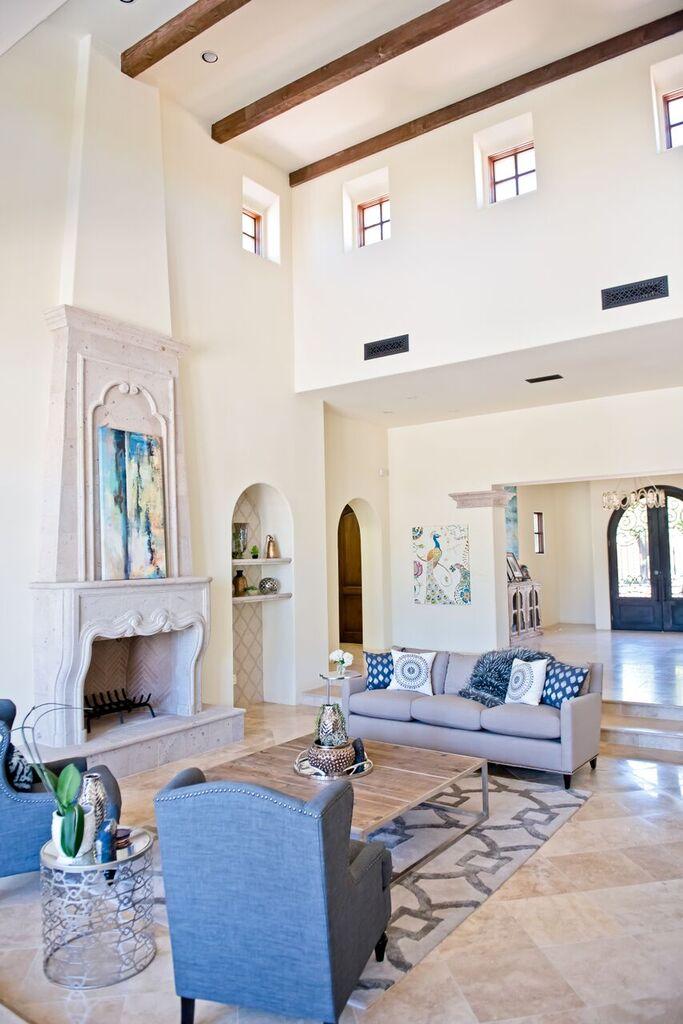 After, Living Room