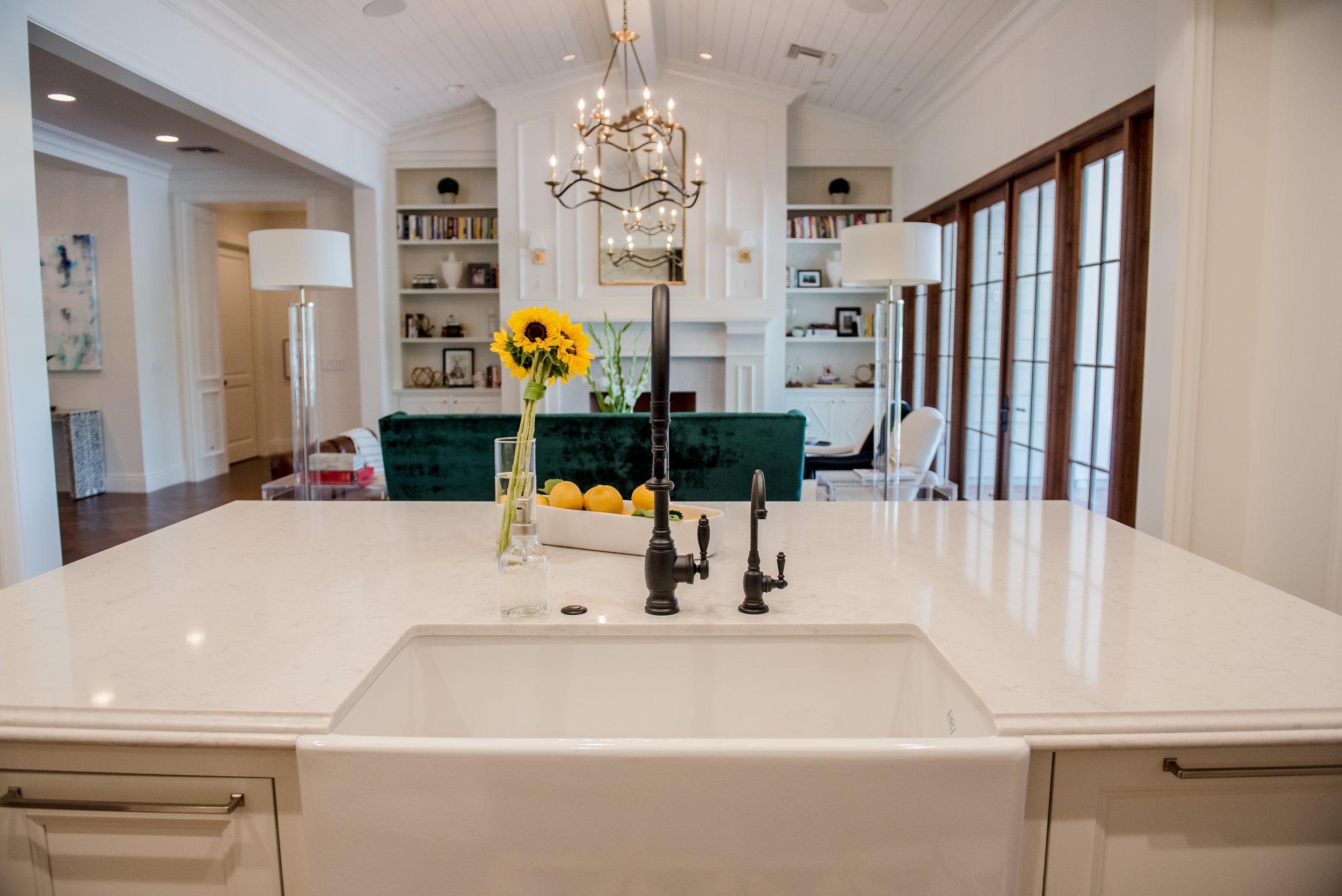21+Kitchen+Island+Brass+Black+Range+Marble+Quartz+FarmhouseSink+Openshelves.jpg