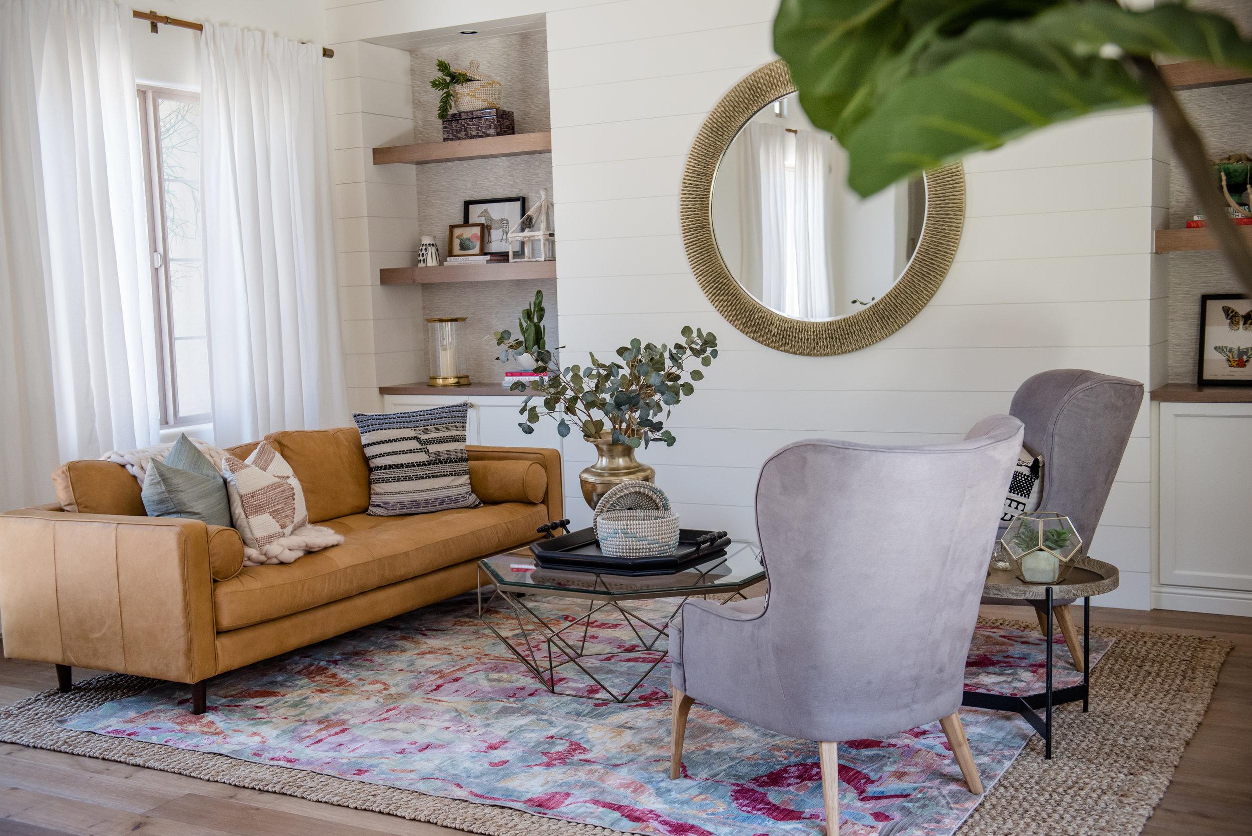 5+LivingRoom+Boldrug+Ikat+Roundmirror+builtins+shiplap+graychairs+Leathersofa.jpg